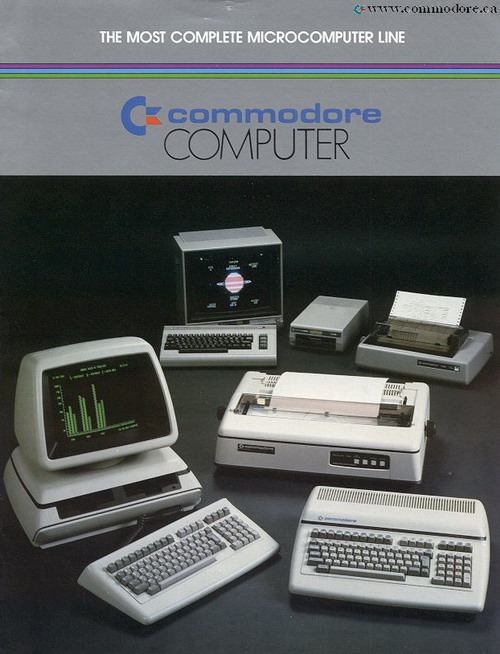 commodore advert 1983 500