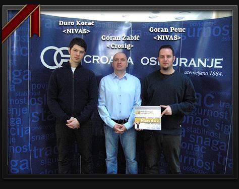 Nivas + Crosig